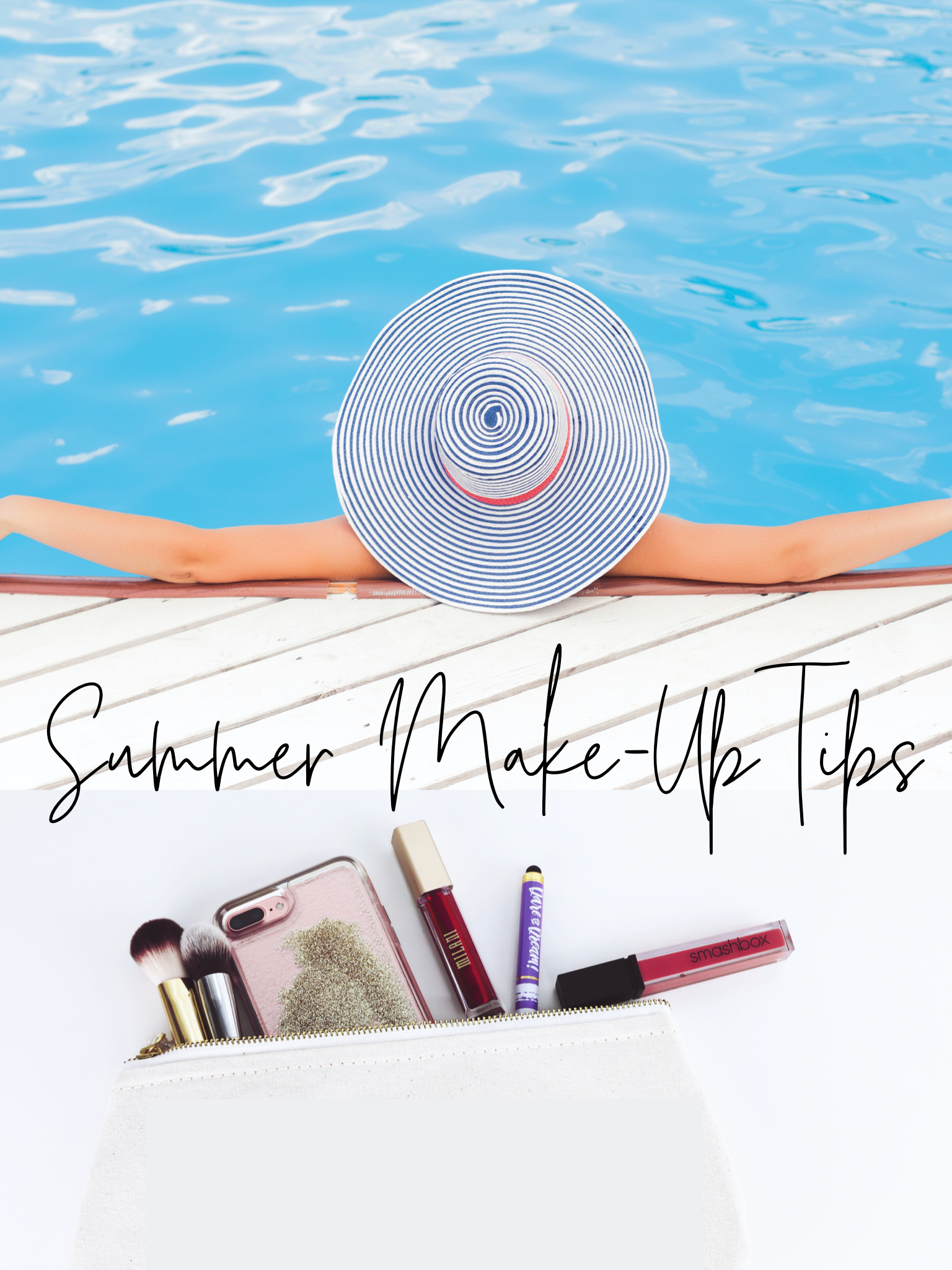 6 Tips for Summer Make-Up Routine