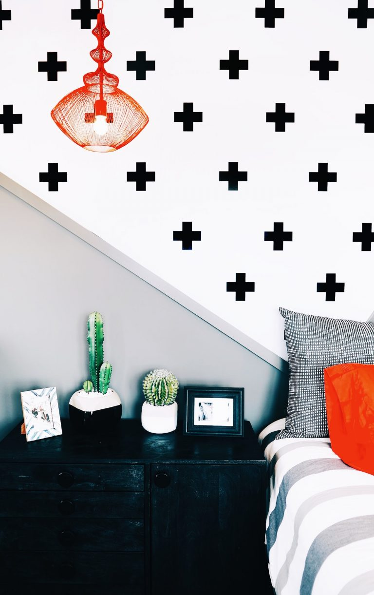 Wall Accents on Budget