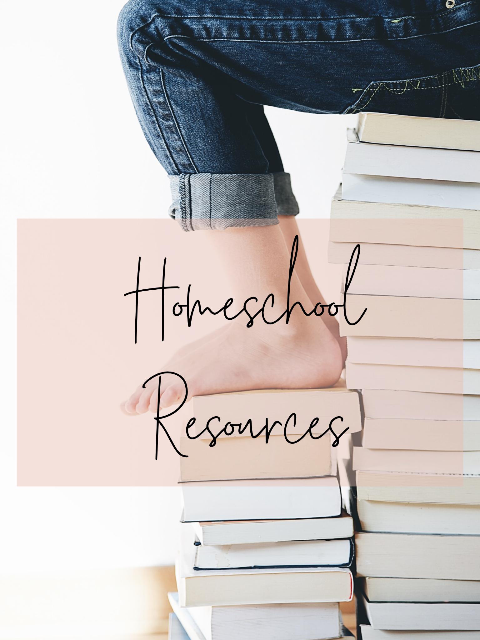 This is How We Homeschool: Homeschool Resources
