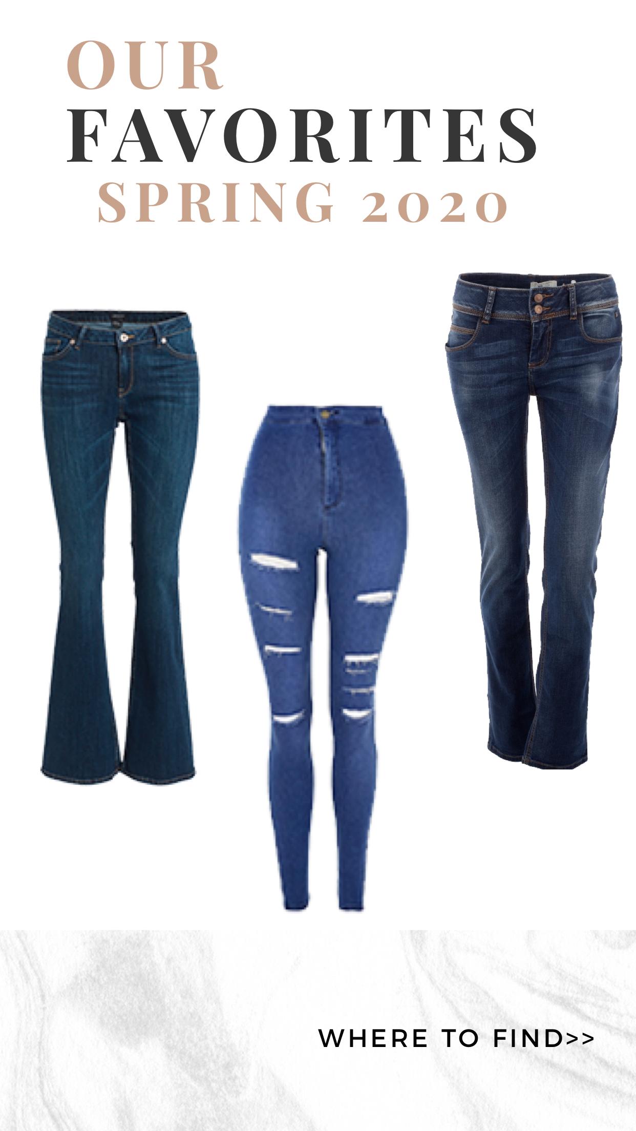 2020-Spring-jean-trends